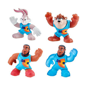Heroes of Goo Jit Zu Space Jam A New Legacy Action Figure - Choose Character
