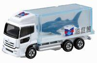 Takara Tomy Tomica #069 Nissan Diesel Quon Aquarium Truck