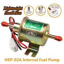 Универсальный электрический линейный топливного насоса 12 В для газонокосилок небольших двигатель газ дизель