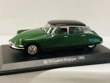 Citroen ds id 19 comfort 1963 n20 Belgium 1/43 collection very good condition