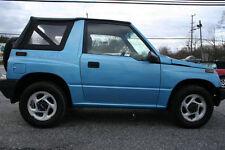 88-94 Suzuki Sidekick GEO Tracker Replacement Top Black