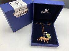 Swarovski 1029735 Necklace Tiger Palme. New Product with Packaging