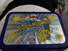 RARE Pokemon Lunch/Card Box Full Of Cards
