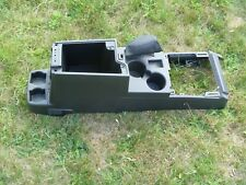 2008 2012 Jeep Liberty Dodge Nitro CENTER CONSOLE w Boot 5KE541DVAL 12 11 10 09