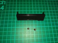 Dell Latitude E4310 Hard Drive Caddy Door HDD Cover Tray inc Screws SSD
