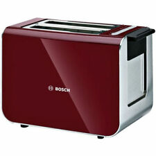 Bosch Toasters with Cancel Button and 2 Slices