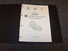 1995 1996 1997 Jaguar XJ6 XJ12 Transmission ZF4 HP22 HP24E Service Repair Manual
