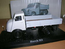 Atlas Horch H3/H 3 Flatbed Gray Gray 1:43 Truck Truck Truck Camion