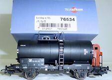 dr Vagón cisterna ZR Negro GARITA guardafrenos epiii TILLIG 76534 H0 1:87