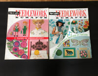 2 Vintage McCall's Needlework and Crafts Magazine Spring-Summer 1970 & 1971