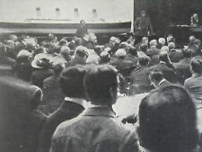London Scottish Drill Hall White Star Titanic Enquiry 1912 Photo Article 8186