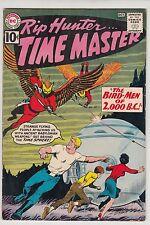 RIP HUNTER TIME MASTER #4 FINE- MINUS CONDITION