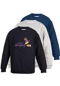 Best Company Herren Sweatshirt | Logostickerei & Baumwollmaterial | DUCK