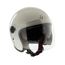 Casco Helmet Jet El'jet Bianco ghiaccio lucido Tucano Urbano Size XS