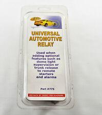 New listing Bulldog Security A2C 775 Universal Automotive Relay