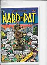 Nard n' Pat #2 VF (1st) print - kitchen sink underground comic - jay lynch 1981