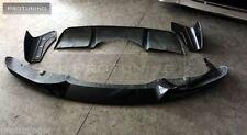 BMW X5 F15 M-PERFORMANCE AERODYNAMIC AERO Front + Rear bumper SPOILER lip X5M M