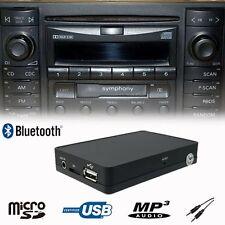 Car Bluetooth Handsfree A2DP CD Changer Adapter AUDI A2 A3 A4 S4 TT 1998-06