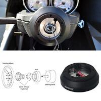 160H Steering Wheel Short Hub Adapter Kit For Mazda Miata RX-7 Genesis Accent