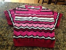 Girls Justice Sweater Size 12 In Excellent Pre-owned Condition!