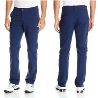 NWT $80 UNDER ARMOUR Match Play Golf Pants Academy Blue SELECT SIZE