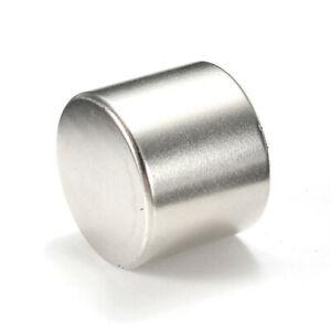 1X Powerful 20mm x 20mm Cylinder Disc Magnets | Super Neodymium Rare Earth