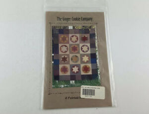 The Ginger Cookie Company Six Pointed Star Quilt Pattern