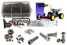 RC ScrewZ ass010m Associated 10L4/Oval Stainless Steel Screw Kit