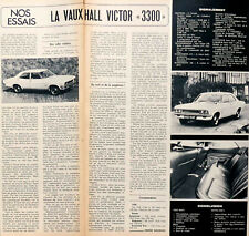 Article VAUXHALL VICTOR 3300 1969 PIP1051804