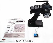 RC4WD XR3B 3-CH 2.4Ghz Crawler Radio System Transmitter Receiver Winch Control