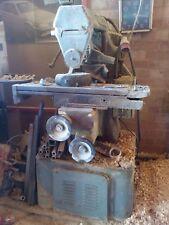 Adcock Shipley Horizontal Milling Machine