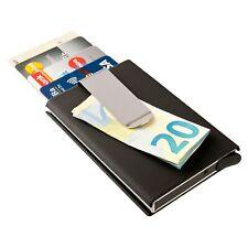 Kreditkartenetui Kartenetui Geldklammer Geldbörse Visitenkartenetui RFID Schutz