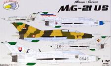 RV Aircraft 1/72 Model Kit 72057 Mikoyan MiG-21 US (9x camo) Limited Edition