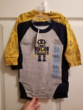 8bf42dc04 Carter s Robots Baby   Toddler Clothing