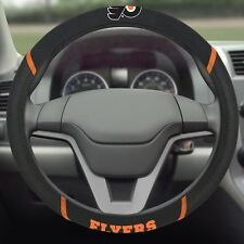 Philadelphia Flyers Embroidered Steering Wheel Cover