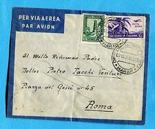 DIRE DAUA (ARR.E PART.)/ HARAR su SOMALIA - PITTORICA c.25 + P.A.£.1,50 (261372)