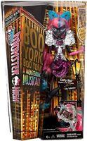 Catty Noir City Schemes Monster High Boo York Series