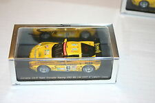 1/43 CORVETTE C6R LE MANS 2007 #63 MAGNUSSEN O'CONNELL FELLOWS GT1 SPARK MODELS