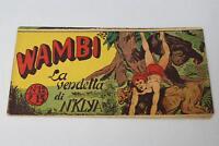 WAMBI LIBRARIE ITALIANE N° 12 [SN-020]