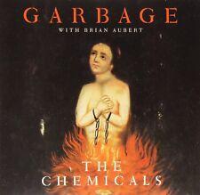 "The Chemicals By Garbage With Brian Aubert Orange 10"" Vinyl RSD LTD 2015 NEW"
