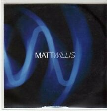 (AW970) Matt Willis, Hey Kid - DJ CD