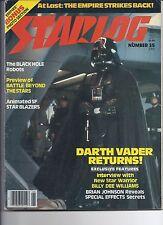 Starlog Magazine #35 June 1980