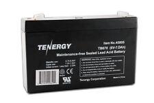 Tenergy 6V 7.0AH (TB670) Maintenance-free Sealed Lead Acid Battery SLA Battery