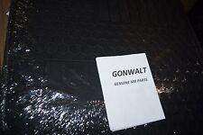 Mercedes Benz OEM All Season Black Mats CLS CLS550 CLS63 CLS55 AMG BQ6680683