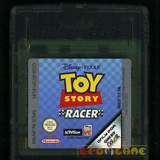DISNEY PIXAR TOY STORY RACER Game Boy Color Gbc Versione Europea ••••• CARTUCCIA