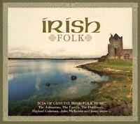 IRISH FOLK - THE CREAM OF IRISH MUSIC (THE FUREYS/THE DUBLINERS/+) 2 CD NEW