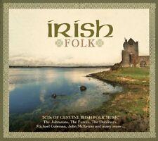 IRISH FOLK - THE CREAM OF IRISH MUSIC (THE FUREYS/THE DUBLINERS/+) 2 CD NEU