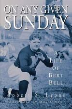 On Any Given Sunday: A Life of Bert Bell-ExLibrary