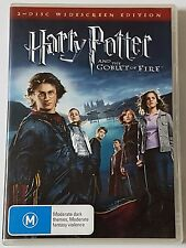 HARRY POTTER AND THE GOBLET OF FIRE DVD 2 DISC WIDESCREEN EDITION #(DVD00274)