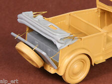 WWII Fiat 508CM Coloniale exterior set for Italeri 1/35 SBS 35021 resin p/e